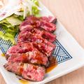 料理メニュー写真和牛ハラミ焼き(塩・タレ)
