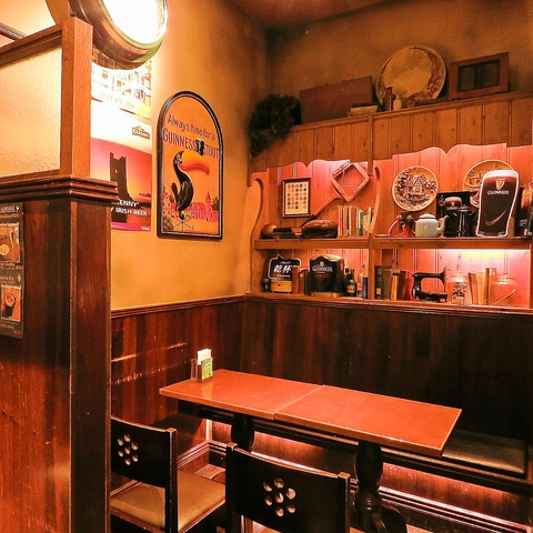 THE DUBLINERS' CAFE&PUB (ダブリナーズ カフェ&パブ) 品川店 店舗イメージ4