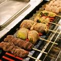 料理メニュー写真おまかせ串の盛り合わせ (五串)