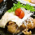 料理メニュー写真若鶏のチキン南蛮タルタルがけ
