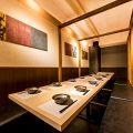 個室和食居酒屋 三芳 船橋店の雰囲気1