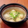 料理メニュー写真水餃子 5個