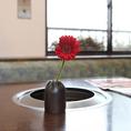 ◆テーブルを彩る卓上フラワー◆