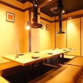 鶏居酒屋 るーつ 江坂店の雰囲気2