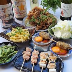 にはとりや 六甲道 ビアガーデンのおすすめ料理1
