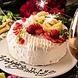 お誕生日や記念日に♪メッセージ付デザートプレゼント♪