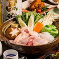 京の新鮮な野菜をご堪能♪3時間飲み放題もついて満足間違いなしの人気のコースです♪全国各地から取り揃えた地酒や焼酎など拘りのお酒とお料理に舌鼓☆各種ご宴会を承っております♪お席のみ、貸切でのご予約も承っておりますので、人数やプランなどお気軽にご相談ください!