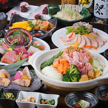 ゆずの雫 白子駅前店のおすすめ料理1