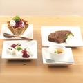 料理メニュー写真■【発酵デザート】シリーズ*詳しいメニューはページ下をご覧ください*