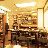 【テーブル席:6名×1】6名様用のテーブル席はご家族様でのご利用にも最適♪テーブルを広々とご利用いただけます!!絶品お料理をぜひご堪能下さい♪