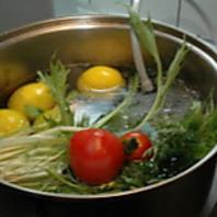 独自のルートでの仕入によるこだわりの旬の食材を使用◎