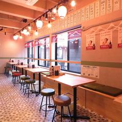 ルネサンス酒場 髭bon 金山小町店の雰囲気3