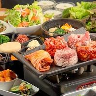 本場の韓国料理を堪能できる♪