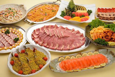◆ ビュッフェプラン ◆20名様以上で☆幹事様2名様飲食代無料等サービスもご用意!