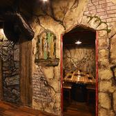 【2~6名様用個室】女子会や合コンなどに最適な隠れ処風の個室席になります!