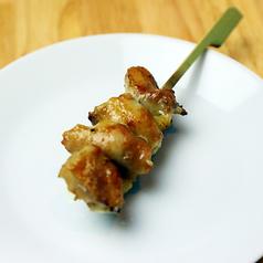 料理メニュー写真若鶏のもも焼き