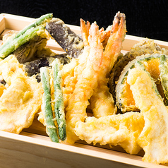 天ぷら酒場 新次郎 金山店のおすすめ料理1