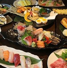 漁師めしのおすすめ料理1