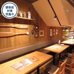 ビストロ チキート BISTRO CHICKEAT 静岡呉服町店の雰囲気1