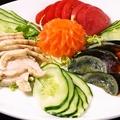 料理メニュー写真冷菜のもり合わせ
