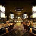 最大20名様まで対応可能なソファー室は、ご宴会にもってこい。ちょっと贅沢な焼肉をご宴会でお楽しみください。