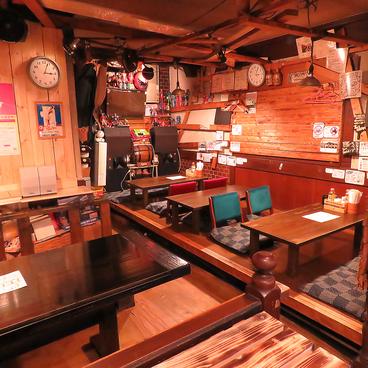 串焼酒場 山御爺の雰囲気1
