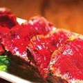 料理メニュー写真【冬限定】 牛フィレ塊<かたまり>焼き ※2~3名分