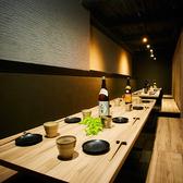 個室居酒屋 ORIGAMI 広島八丁堀店の雰囲気3