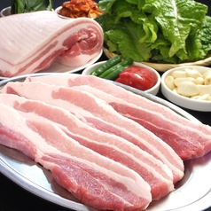 韓国家庭料理 KiTENKA 希天家のコース写真