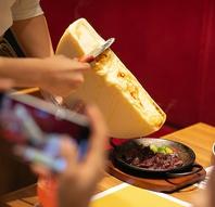 チーズ専門店☆3大看板の名物をご賞味ください♪