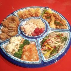 過門香 特製本格中華オードブル 中国大陸料理の饗宴 <椿>(4人前)