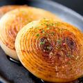 料理メニュー写真玉ねぎのステーキ