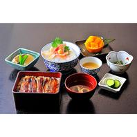 素材を活かしたうなぎ料理と日本料理