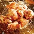 料理メニュー写真若鶏唐揚げ 6ヶ