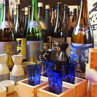 獺祭など人気の日本酒多数揃えております☆