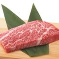 料理メニュー写真黒毛和牛カルビステーキ