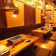 焼肉 肉もん 四条大宮本店の雰囲気3