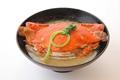 料理メニュー写真渡り蟹の味噌汁