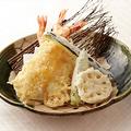 料理メニュー写真大海老の天婦羅