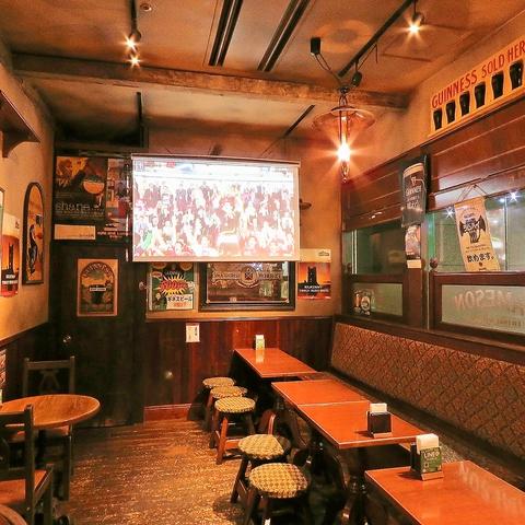THE DUBLINERS' CAFE&PUB (ダブリナーズ カフェ&パブ) 品川店 店舗イメージ6