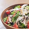 料理メニュー写真ジャンケッティサラダ~静岡産20種の野菜を一皿に込めて~
