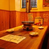 ホルモン焼肉 肉乃家 西明石店の雰囲気2