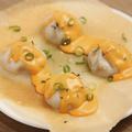 料理メニュー写真羽根つき焼小籠包 チーズ味(4個)