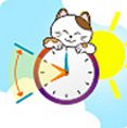 【ポイント3】最近利用される方の多い朝の時間も営業!まねきねこなら朝から思う存分歌えます!