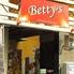 ベティーズ Betty'sのロゴ