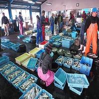 野菜は農家さんより、魚介は舞阪港より