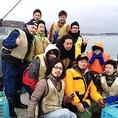 グループの全スタッフで厚岸に行き漁の体験して来ました☆食材の新鮮さと心意気はお客様に感動を与えます!!