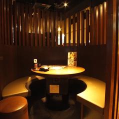 5名様テーブル【石川町 居酒屋 個室】【会社の飲み会もプライベートなお食事にも最適な店内です。個室 居酒屋 食べ放題 飲み放題 宴会 個室 接待 和食 大人数 おすすめ 人気 貸切】