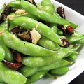 料理メニュー写真枝豆のにんにく香り炒め