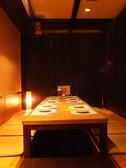 【個室】宴会にも最適な落ち着いた雰囲気最大30名様まで
